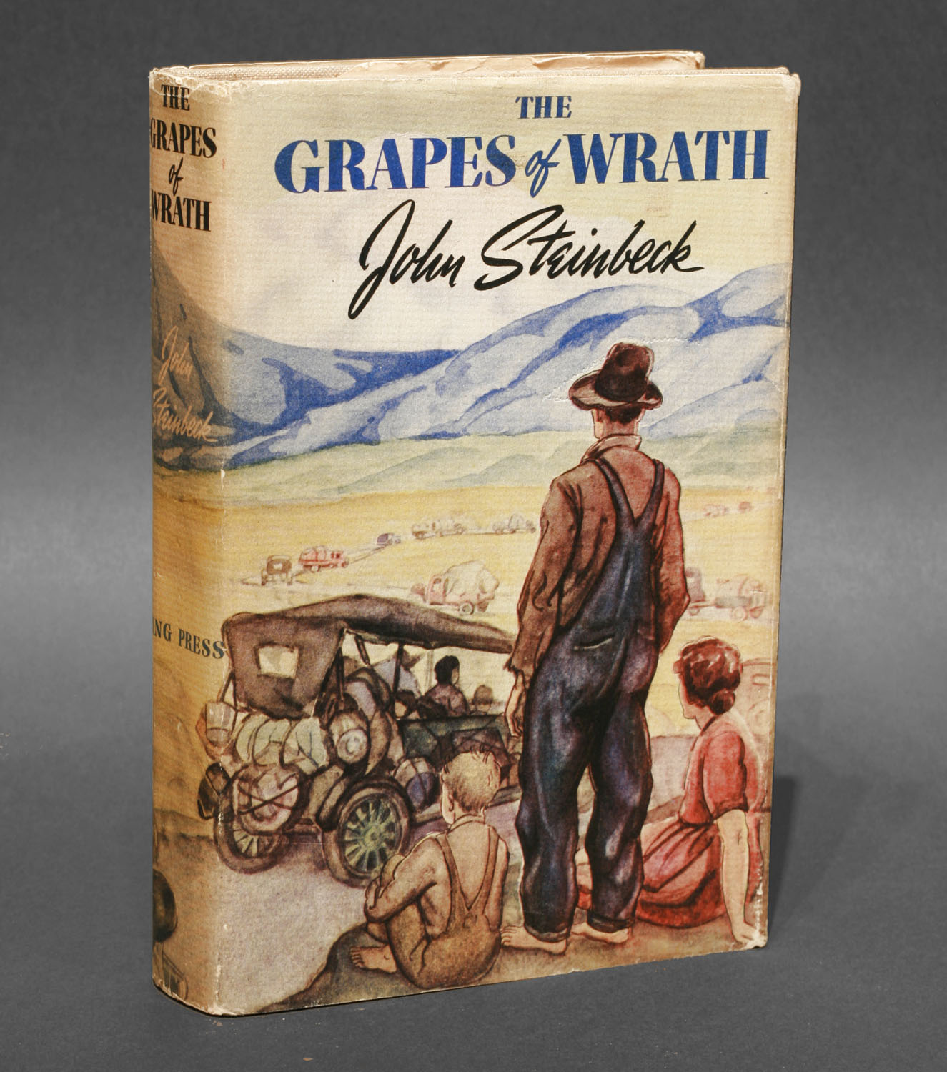 the theme of kindness in the grapes of wrath a novel by john steinbeck The grapes of wrathusa, 1940 director: john fordproduction: twentieth   ford, nichols, fonda and the supporting cast translated steinbeck's novel to the  screen with  of leaning telephone poles, suggests the themes of society  confronted by an ecological  one has to eat even if it means betraying one's  own kind.