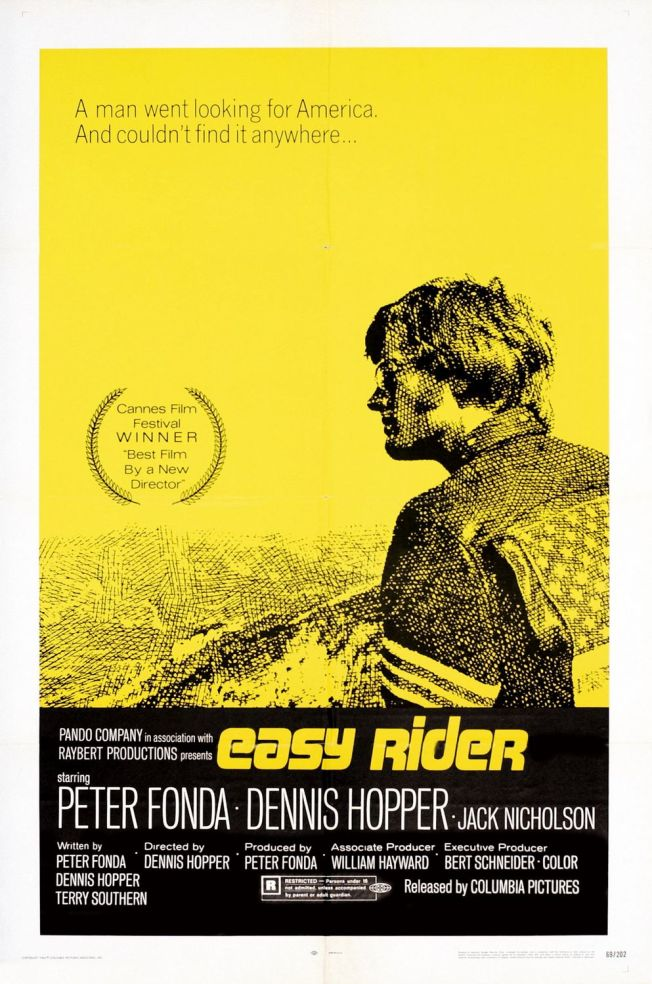 easy rider poster internet movie poster awards Easy Rider Movie Poster