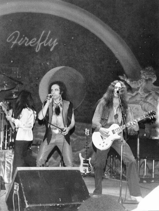 Uriah Heep Legacy Rompedas